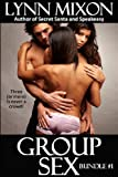 img - for Group Sex #1 - An Erotic Bundle book / textbook / text book