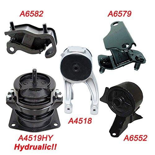 Front Motor Set - 4