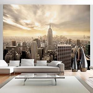 Wallpaper 300x231 Cm   Non Woven   Murals   Wall   Mural   Photo   3D    Modern   New York 100404 2 Part 86