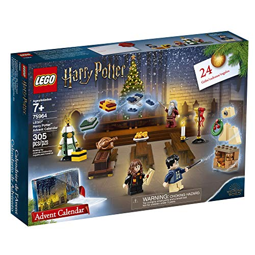 2019 LEGO Harry Potter Advent Calendar 75964 Building Kit