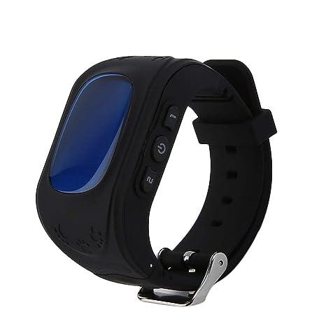 Reloj localizador GPS para niños niñas GEOKID TEKNON. Listo para Usar, sin Tener Que