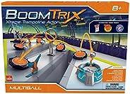 Boomtrix Multiball by Goliath - Kinetic Metal Ball Chain Reaction Stunt Kit - Fun - Educational - STEM
