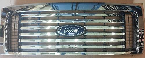Genuine Ford Grille Insert Billet Chrome CL3Z-8200-CB