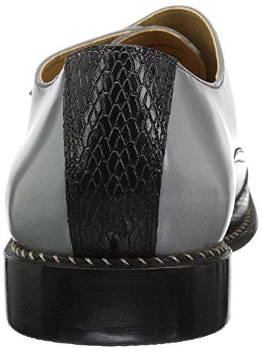 Giorgio Brutini Men's Carver Slip-on Loafer Black/Gray h3nnJH7