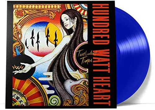 Turbulent Times (180 Gram Translucent Blue Vinyl)