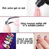 Zenpy【113-In-1】Poly Nail Gel Nail Builder Set