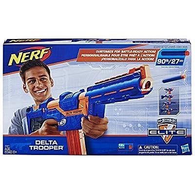 Nerf N-Strike Elite Delta Trooper: Toys & Games