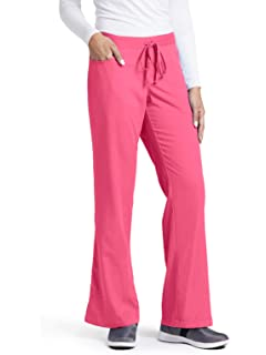859849c61a8 Barco Grey's Anatomy 4232 Women's Junior-Fit Five-Pocket Drawstring Scrub  Pant