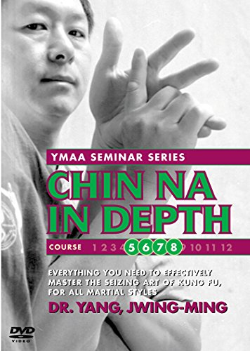 Chin Na In Depth - Courses 5 - 8 (Chin Na Dvd)