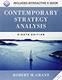 Contemporary Strategy Analysis, Robert M. Grant, 1119941881