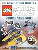 Ultimate Sticker Collection: LEGO Star Wars: Choose Your Side!, DK, 1465419853