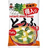 Shinsyu-ichi Miko Brand Japanese Miso Soup (Paste Style) - Tofu, 8 servings, 6.04 Oz (171.2g)