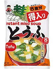 Shinsyu-ichi Miko Brand Japanese Miso Soup (Paste Style) - Tofu, 8 servings, 6.04 Oz (171.2g)