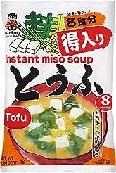 Miyasaka Japanese Miso Soup, Tofu, 6.04 ...