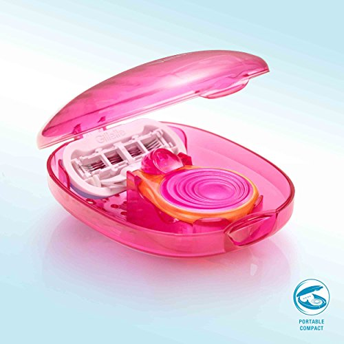 Gillette Venus Snap with Embrace Women's Razor with 1 Razor Refill