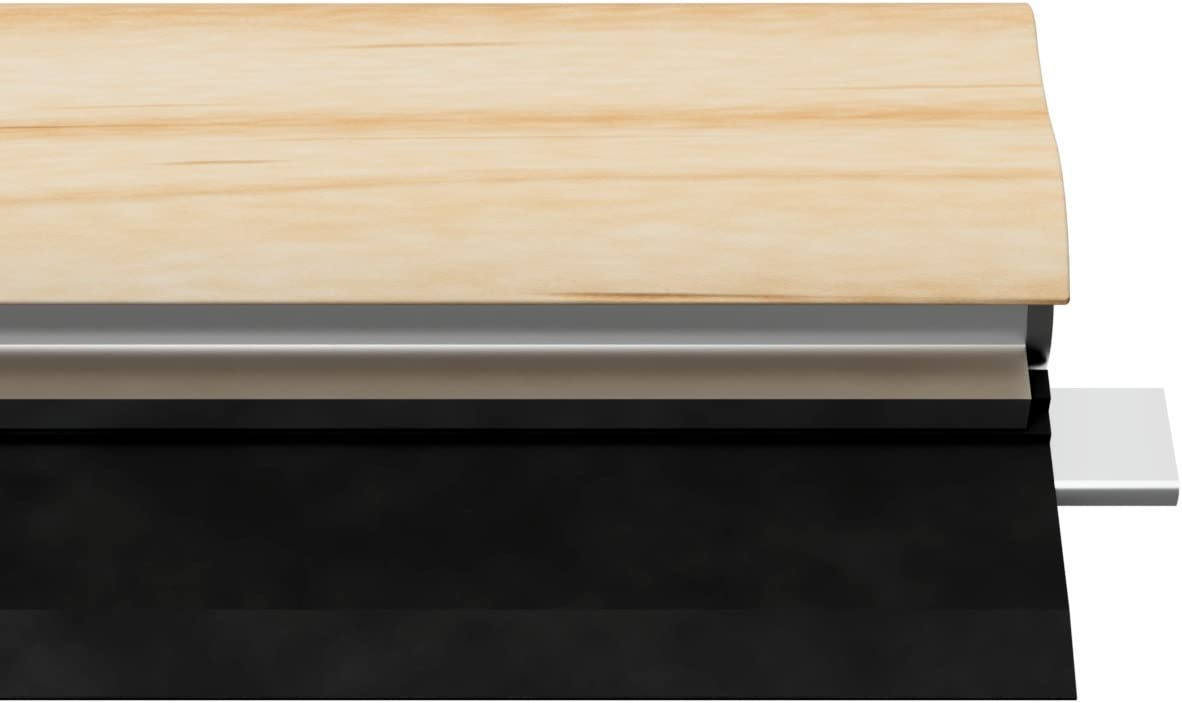 Stormguard 14sr5481219wo 1219mm umbral Brydale X automático puerta de madera–Madera