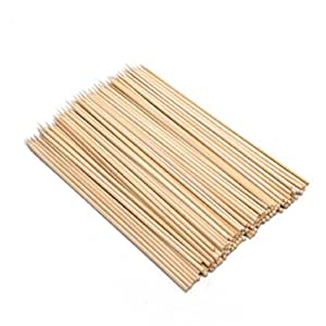 Farberware BBQ Bamboo Skewers, 75 Count, 12-Inch, Natural