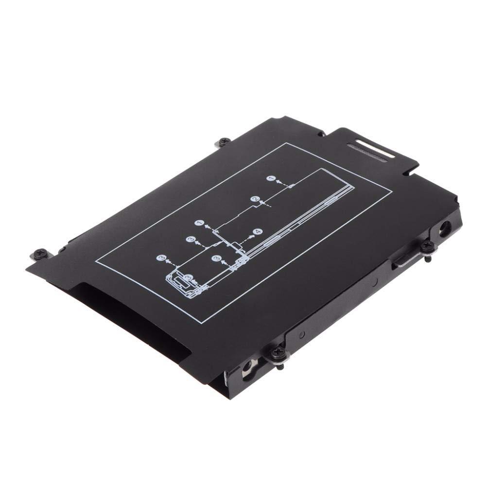 Hariier Laptop Accessory Hard Drive Bracket with 8 Screws for HP EliteBook 840 G3 G4