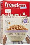 Freedom Foods Maple Crunch Breakfast – Allergen Friendly - BULK CASE: 5 X 10.6 oz Boxes
