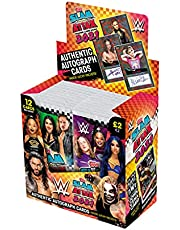 2021 Topps WWE Slam Attax Cards - Box (24 Packs per Box) (12 Cards per Pack) (Total of 288 Cards)