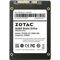 Zotac 120 GB 2.5 Internal Solid State Drive - SATA - 525 MB/s Maximum Read Transfer Rate - 480 MB/s Maxi (ZTSSD-S11-120G-MD) (Zotac)