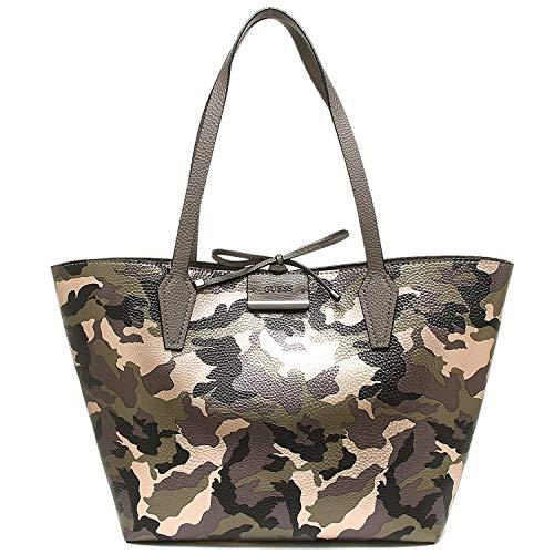 Guess Bobbi Inside-Out Ladies Large PU Leather Tote Handbag MC642236CAG