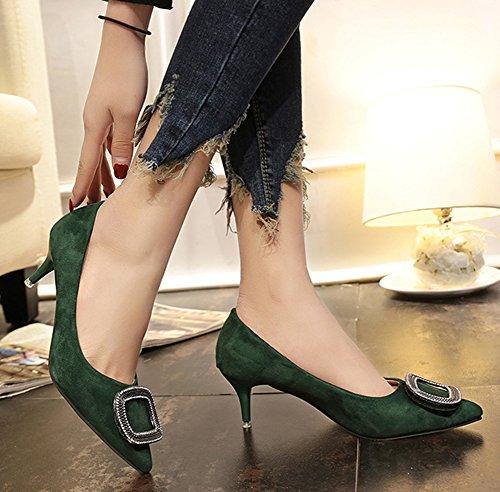 Chaussures Sexy Aisun Femme Pour Mariage Tire Carr RE04q0a