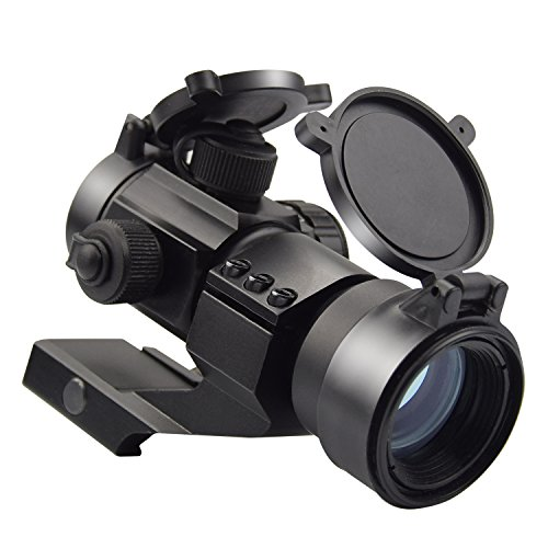 2x20mm Pistol Scope (OTW Red Dot Sight,1x20mm 4 MOA Red Green Dot Sight Micro Rifle Scope)