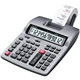 Casio HR150TMPLUS Calculator, 12 Dgt, 2 Color, Tax/Currency, 6 1/3'' x 10 5/8'' x 2 1/2'' (CSOHR150TE) Category: Printing Calculators by Casio