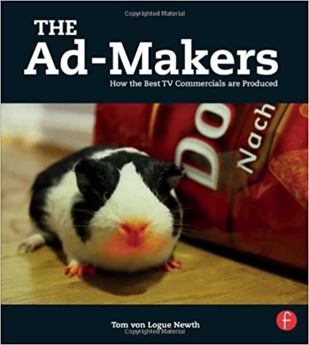 Amazon com: The Ad-Makers: How the Best TV Commercials are