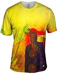 """Adi Holzer - """"Louis Armstrong"""" (2002) -TShirt- Mens Shirt"""