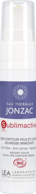 Eau Thermale Jonzac Soin Contour Yeux et Lèvres Jeunesse Immédiate Tube 15 ml - cosmetique BIO J1333175