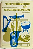 Technique of Orchestration, Kennan, Kent, 0139003169