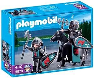 Playmobil  Caballeros - Medieval: tropa de caballeros (4873)