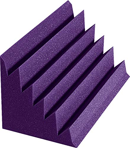 (Auralex Acoustics Sound Damping Products, DST-LENRD Purple Bass Traps, 12