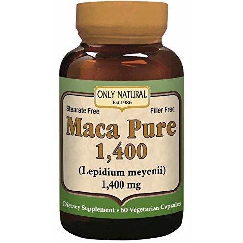 SEULEMENT NATURELLE Maca Pure 1400