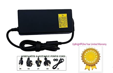 AC DC Adapter Charger For MSI MS-16H5 MS-16HS Gaming Laptop Notebook PC Power