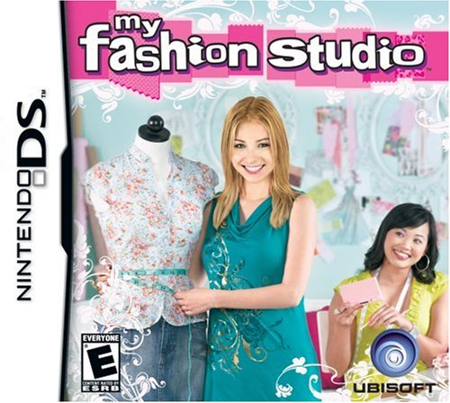 Amazon Com My Fashion Studio Nintendo Ds Artist Not Provided Video Games