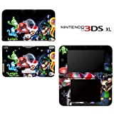 Super Mario Luigi's Mansion Decorative Video Game Decal Skin Sticker Cover for Nintendo 3DS XL
