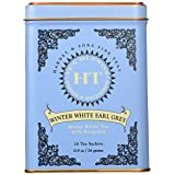 Harney & Sons Winter White Earl Grey - 20 sachets tin