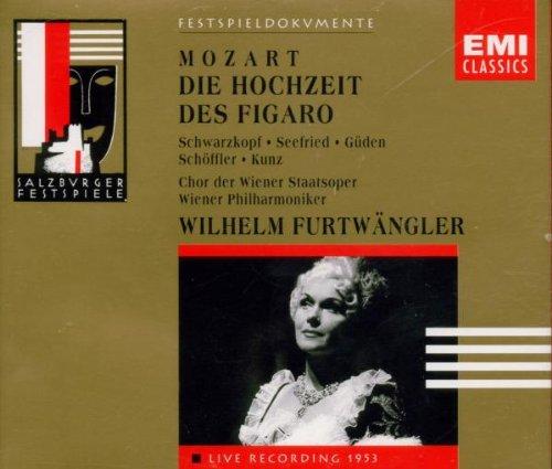 Mozart: Le nozze di Figaro (1953) - Le Figaro Di Opera Nozze