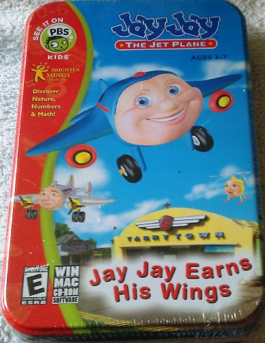 - Jay Jay Earns His Wings [Tin Casing] Windows 95/98/Me/2000 and XP | Mac OS 9.2