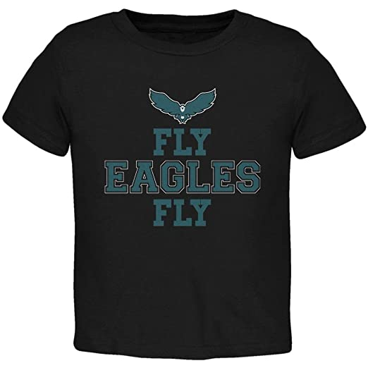 Amazon.com  Fly Eagles Fly Toddler T Shirt  Clothing 2c0a5bfd0