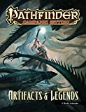 img - for Pathfinder Campaign Setting: Artifacts and Legends book / textbook / text book