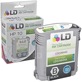 LD Copy Remanufactured Replacement Ink Cartridge For Hewlett Packard C4844A HP 10 High