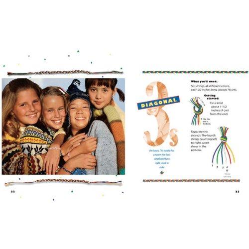Klutz Friendship Bracelets Craft Kit Multicolored, 10.5″ Length x 0.69″ Width x 9″ Height