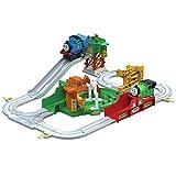 big loader toy - TOMY Big Loader Train Set, Blue