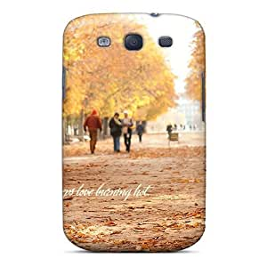 Galaxy S3 Case Cover With Shock Absorbent Protective NnoXhUy7190HNVmH Case