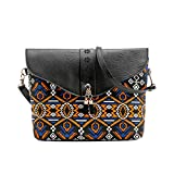 Girls Leather CrossBody Bag Mini Shoulder Bags Fashionable Casual Handbags for Women 1 by TOPUNDER