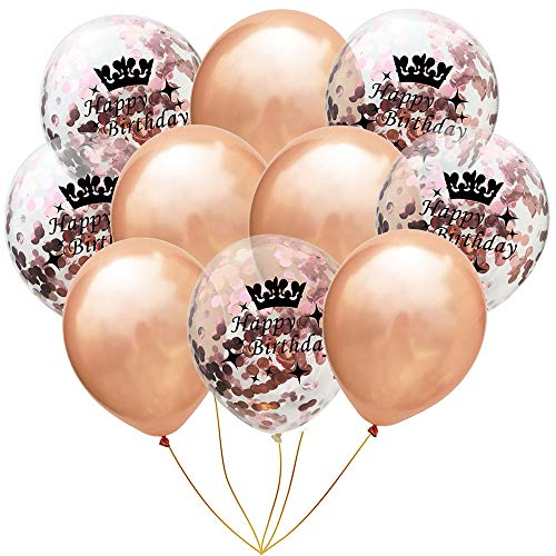 Fan-Ling 12'' Balloons 10pcs/Set Latex Wedding Party Baby Shower Birthday Decoration,Decoration for -